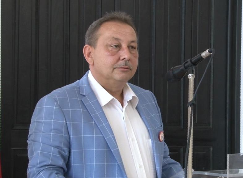LIVIU MAZILU, ȘEFUL SENATORILOR PSD