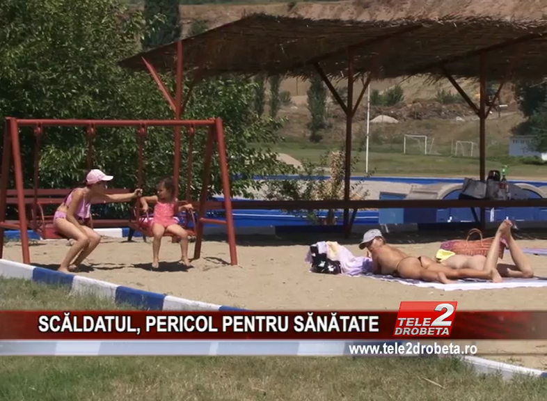 SCĂLDATUL, PERICOL PENTRU SĂNĂTATE