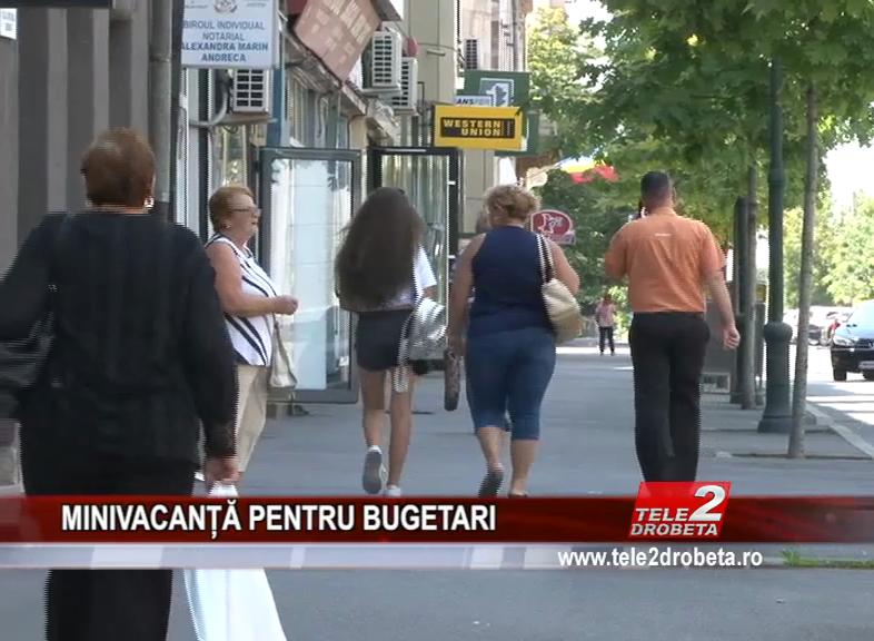 MINIVACANȚĂ DE SFÂNTA MARIA