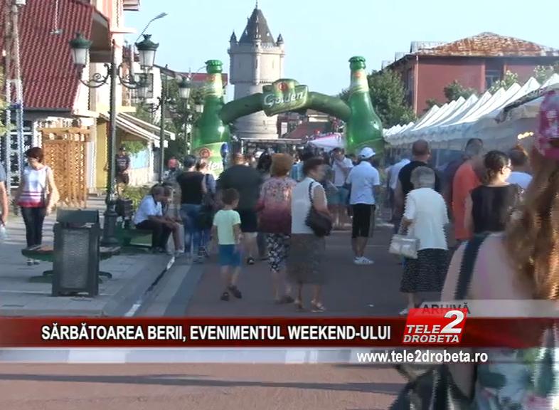 SĂRBĂTOAREA BERII, EVENIMENTUL WEEKEND-ULUI