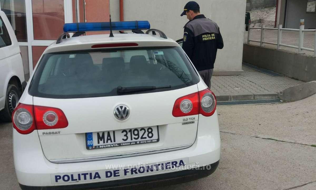 POLIȚIȘTII DE FRONTIERĂ MEHEDINȚENI AU CONFISCAT PESTE 100 KILOGRAME DE PEȘTE