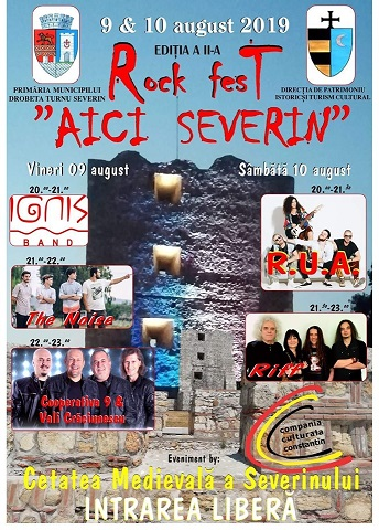 ROCK FEST, LA CETATEA MEDIEVALĂ