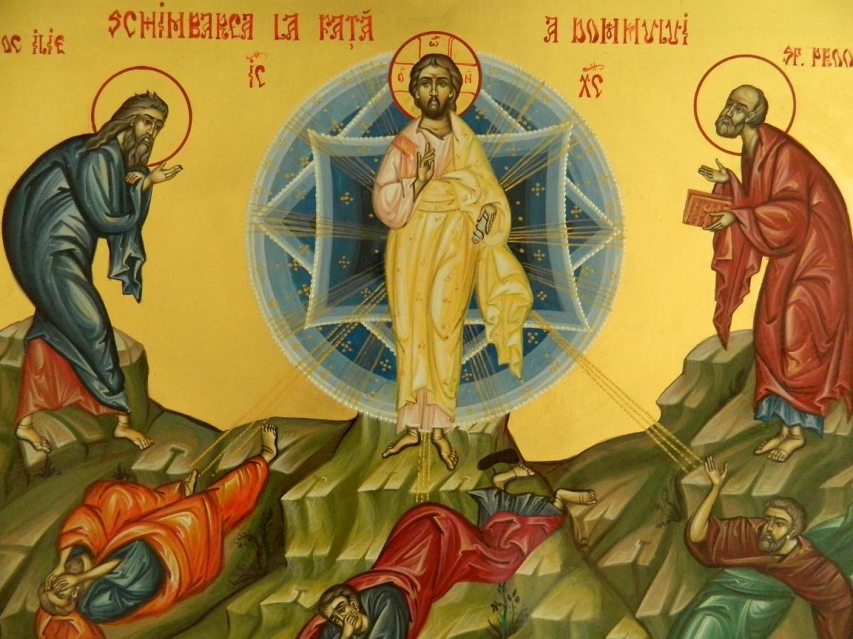 Creștinii sărbătoresc astăzi, 6 august, Schimbarea la Faţă