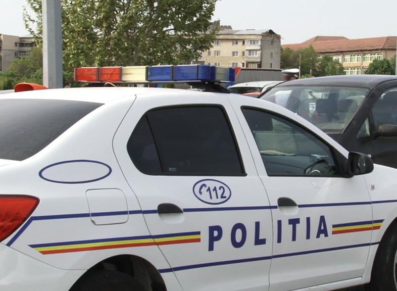 Persoană urmărită, depistată de polițiști