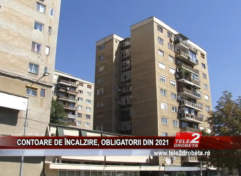 CONTOARE DE ÎNCALZIRE, OBLIGATORII DIN 2021