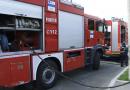 36 de solicitări în situaţii de urgenţă, 34 dintre acestea fiind pentru stingerea unor incendii