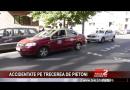 ACCIDENTATE PE TRECEREA DE PIETONI