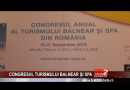 CONGRESUL TURISMULUI BALNEAR ȘI SPA