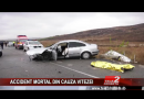 ACCIDENT MORTAL DIN CAUZA VITEZEI