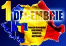PETRECEM ROMÂNEȘTE, DE 1 DECEMBRIE