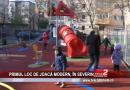 PRIMUL LOC DE JOACĂ MODERN, ÎN SEVERIN