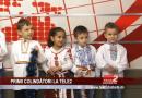 PRIMII COLINDĂTORI LA TELE2