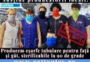 Cottontex, alternativă pe perioada pandemiei! Fabrica produce măști, în plină criză de astfel de materiale.