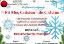 """CAMPANIA """"FII MOȘ CRĂCIUN DE CRĂCIUN"""", LA FINAL"""